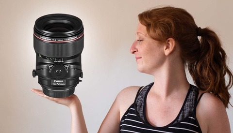Why You Should Shoot Portraits With a Tilt-Shift Lens