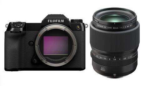 Fujifilm Announces New Medium Format Camera and Ultra-Fast Lens