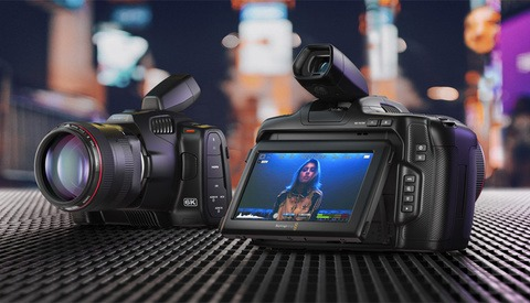 Blackmagic Design Releases New Blackmagic Pocket Cinema Camera 6K Pro