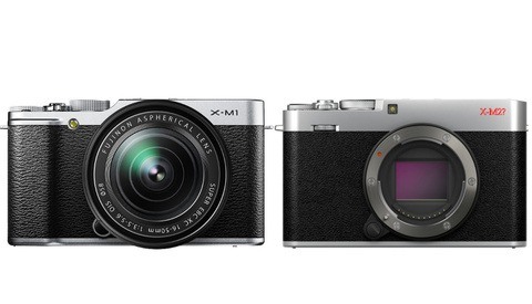 Is the Fuji X-E4 Just a Repackaged X-M1?