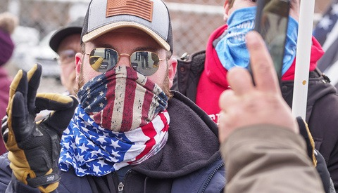 Yes, Photojournalists Are Allowed To Film You Being Racist