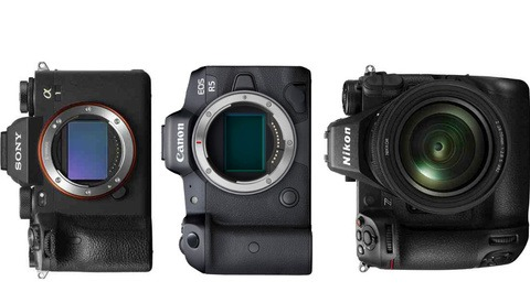 The Sony a1 Versus Nikon Z 9 Versus Canon R5: Who Has the Right Strategy?