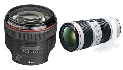 Canon Discontinues More Popular DSLR Lenses as Transition to Mirrorless Continues