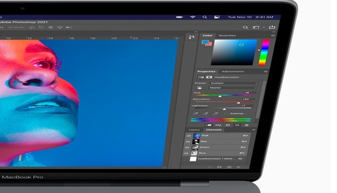 New Adobe Photoshop Brings Super Resolution Feature and Speed Improvements for M1 Macs