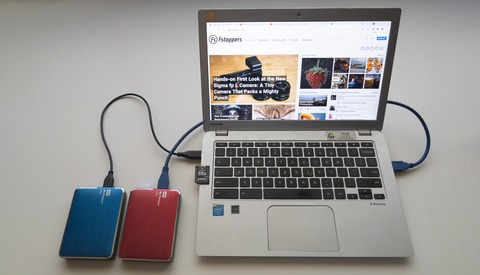 Are You a Photographer on the Road? Consider a Chromebook as a Laptop