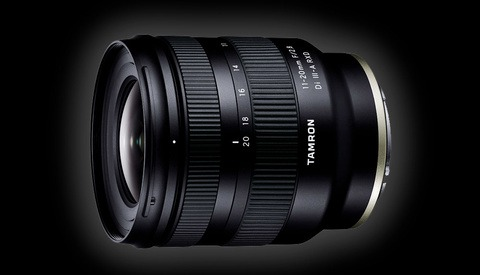 Tamron Announces the Ultra-Wide 11-20mm f/2.8 for Sony APS-C Cameras