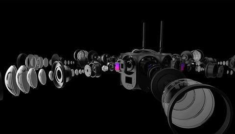 Kandao Stuffs 8 APS-C Sensors Into New Obsidian Pro 12K 360 Camera