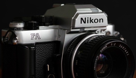 The 'Technocamera' That Brought the World Modern Metering: We Review the Nikon FA