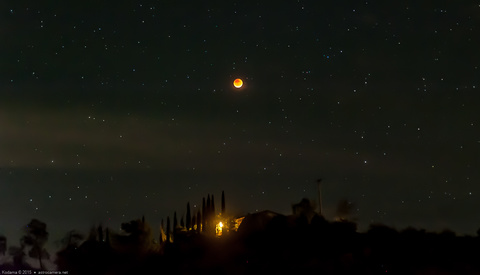 A Guide to Photographing the May Lunar Eclipse