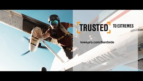 Lowepro Hypes New Hardside Case with Fun-Filled Action Video