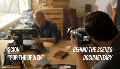 Go Behind The Scenes With Photographer Dave Hill Shooting For Scion