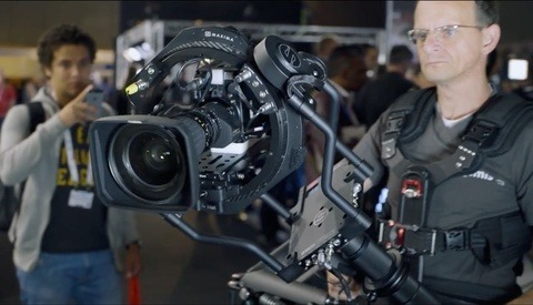 Check Out This New Camera Stabilizer That Costs $45,000