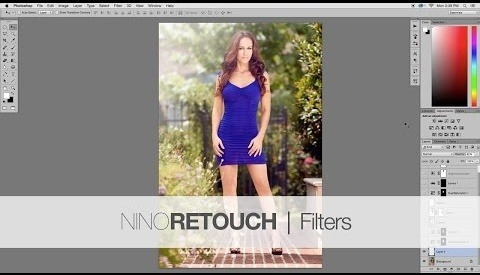 Photoshop Video Tutorial #7: Filters from The Beginners Basics Series