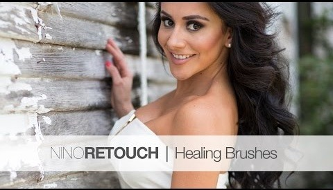 Photoshop Video Tutorial #4: Healing Brushes from The Beginners Basics Series