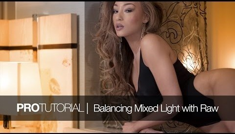 Video Tutorial: Easy Balancing of Mixed Light in Photoshop Using Raw Smart Objects