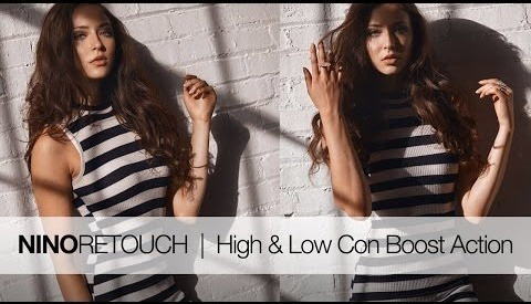 Why I Use This Simple High and Low Contrast Boost Photoshop Action