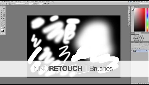 Photoshop Video Tutorial #6: Brushes from The Beginners Basics Series