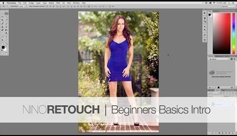 Photoshop Video Tutorial: The Beginners Basics Series Intro