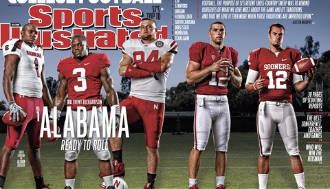 How Sports Illustrated Creates An Edgy Cover Photograph