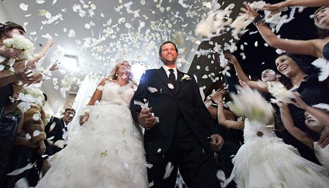 Celebrity Weddings: Photographer Joe Buissink on Taking Risks, Making It Big, and Technique