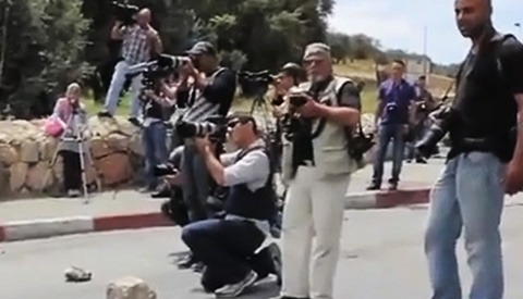 Video Proof That Many War Images Are Staged