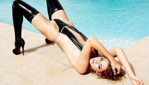 [FS Spotlight] Photographer Antoine Verglas on Lingerie, Swimsuit, and Fashion Photography