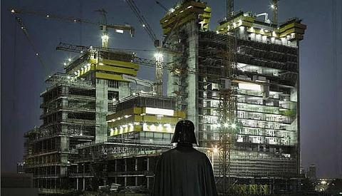 [Pics] The Dark Lens: Star Wars Meets Real Life
