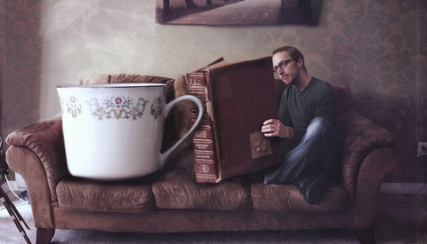 [Pics] A Visual Series Encompassing The Love For Literature