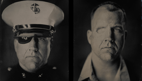 [Pics] Modern Military Portraits on Tintype
