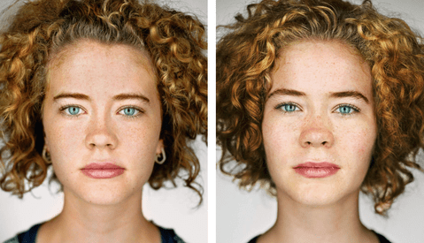 [Pics] Captivating Portraits of Twins by Martin Schoeller