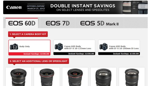 [Deal] Double Canon Rebates Are Back!