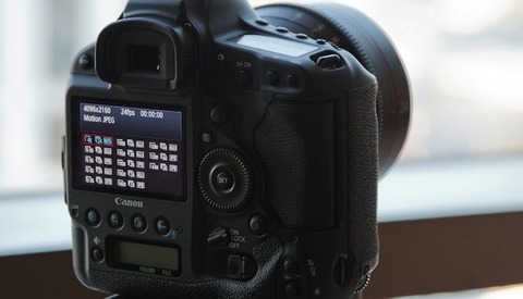 [Video] Hands on with the Canon Cinema 1D C