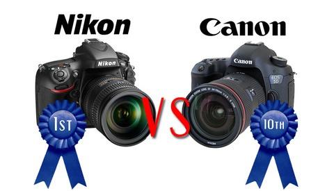 [News] Nikon D800 Stomps Canon 5DM3 In DxO Test