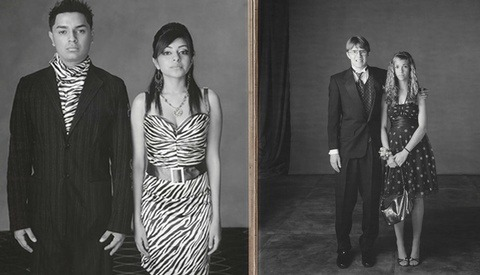[Video + Pics] Mary Ellen Mark Shoots Prom Photos