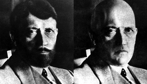 [Pics] The Many Possible Faces of Hitler