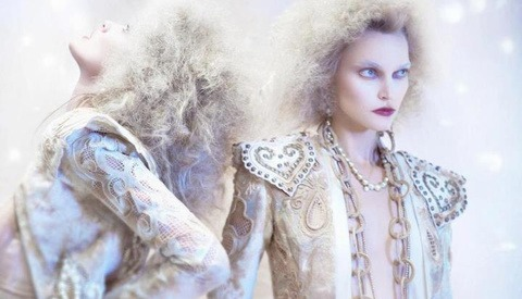 [Behind The Scenes] Fashion Photographer Melissa Rodwell's Kurv Magazine Shoot