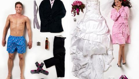 [BTSV] A Wedding Deconstructed