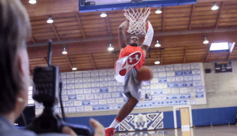 Deandre Jordan for Under Armour: Behind the Scenes