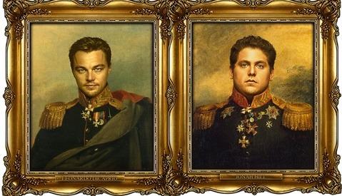 [Humor] Your Favorite Celebrities as Russian Generals