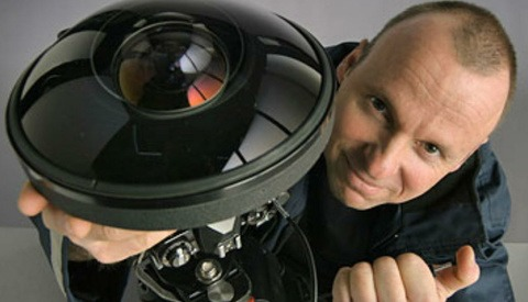[Rare Lens] $160,000 Nikkor 6mm 2.8 Fisheye Can See Behind You