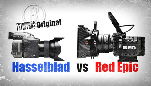 Will Video Cameras Kill Still Photography? Red Epic Vs Hasselblad