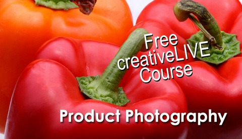 Learn Product Photography For Free From June 21-25 On creativeLIVE