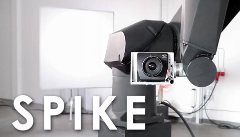 The Most Advanced High Speed Robot Used For Video Ever