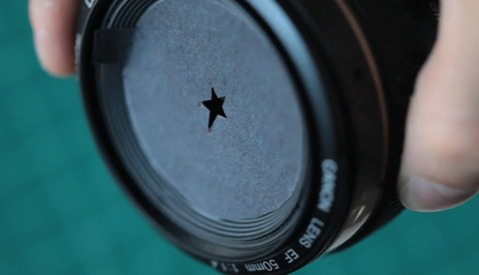 Making Your Own Bokeh Shapes