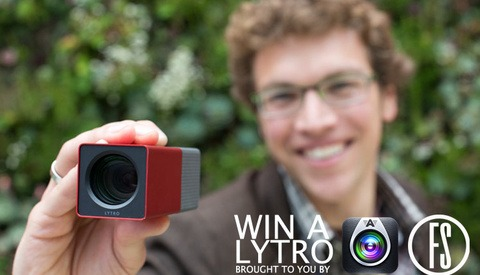 Only a Few More Days Left to Enter to Win a Lytro Camera