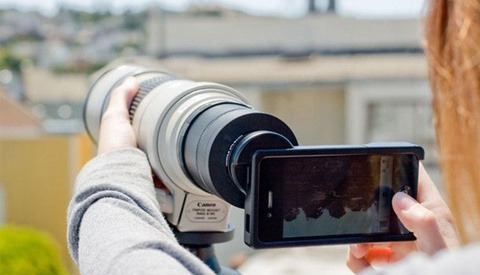 London College to Offer Course in iPhoneography