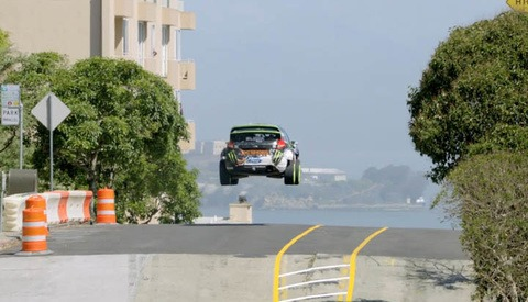 Ken Block Turns San Francisco Into His Urban Rally Course And Captures It All In Stunning Fashion