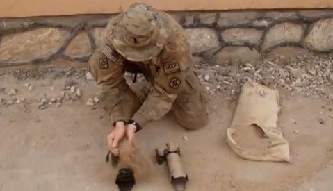 Pentax Vs. Afghanistan: One US Soldier Puts His Camera's Weather Sealing To The Test