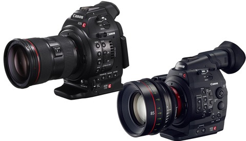 Canon Adds Two New Cameras To The Cinema System: The EOS C500 & EOS C100