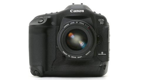 Latest Canon Rumor: The EOS 3D Around the Corner